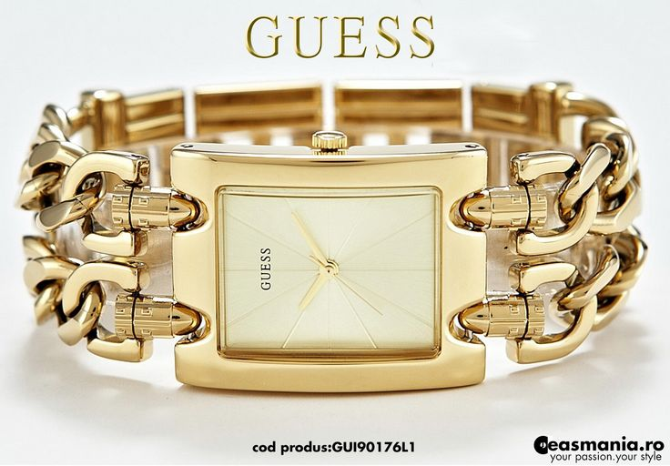Gold Spirit by Guess  http://ceasmania.ro/ceasuri-guess/644-guess-gui90176l1.html