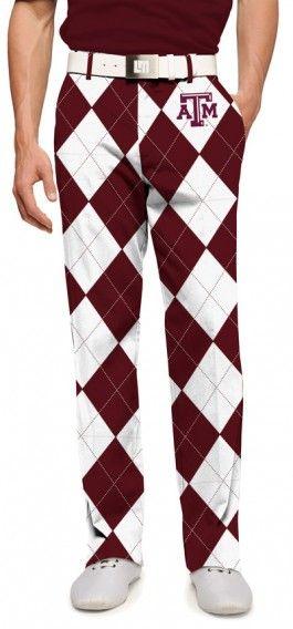Texas A&M Aggies Men's Pant MTO