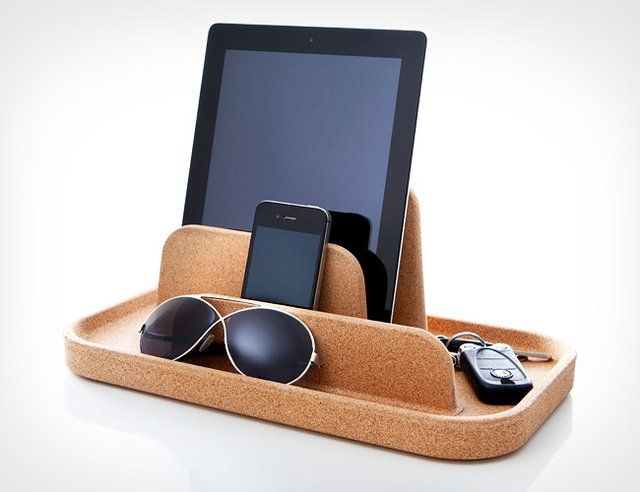 Officeoriginair table island: multi gadget stand