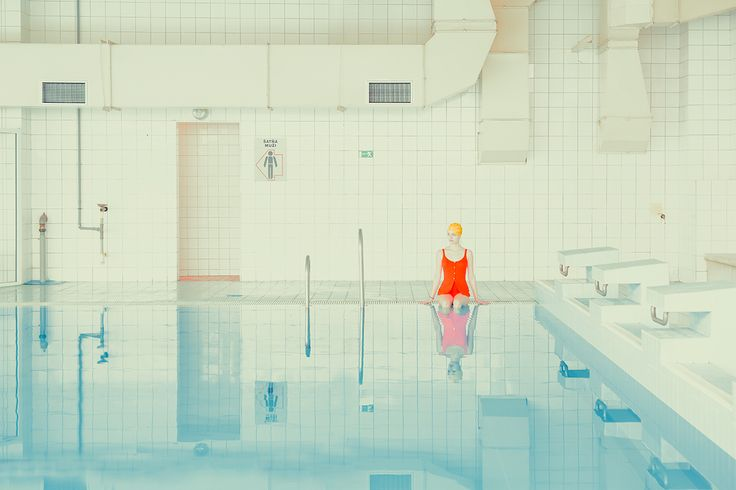 SWIMMING POOL on Behance