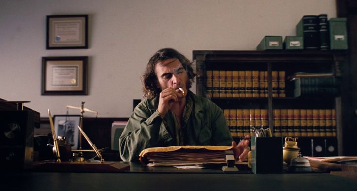 Inherent Vice / Robert Elswit