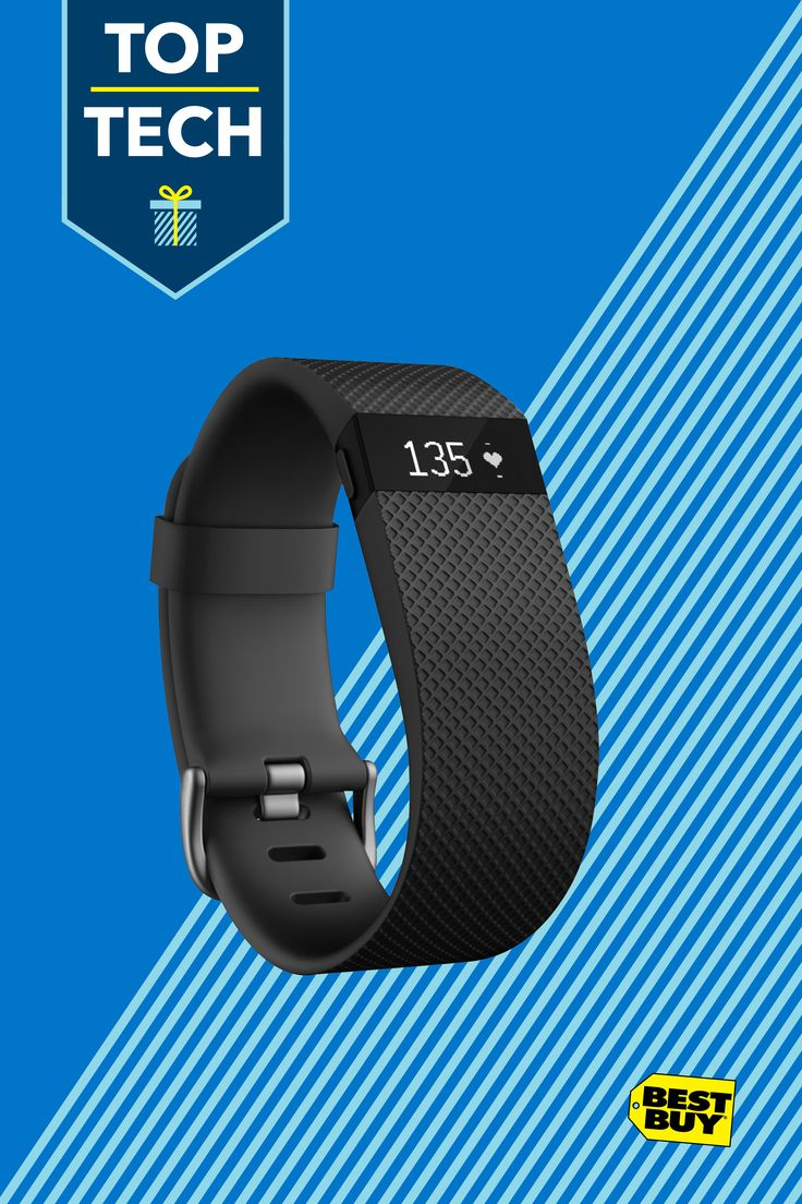 Fitbit Charge HR Wireless Heart Rate + Activity Wristband: This heart rate and activity tracking wristband is built to capture your movements and health patterns all day long. Easily monitor your heart rate so you can maximize your workouts, learn about your sleep quality and monitor progress on your goals.