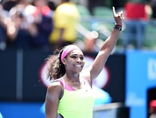 Serena Williams has beaten Dominika Cibulkova in 2015 Australian Open Quarterfinal to get entry in the semi-final against Madison. Serena won by 6-2, 6-2.