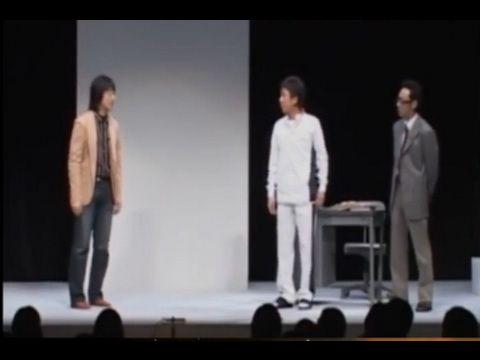 東京03 お笑いコント 「存在の薄い生徒と先生の対応」