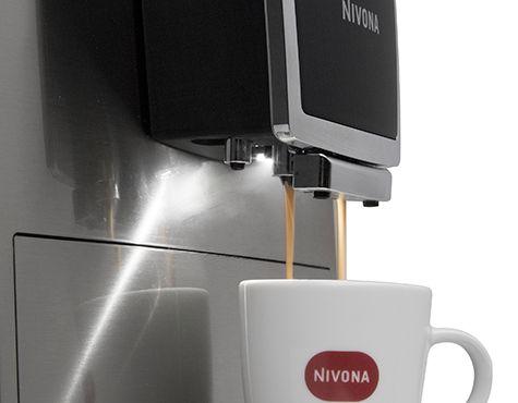 Plnoautomatický kávovar CafeRomantica 877