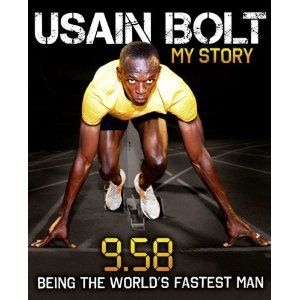 Usain bolt, current World Record Holder for the Men's 100 meters.