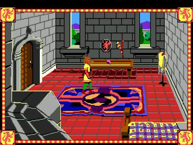 Conquests of Camelot screenshot #1