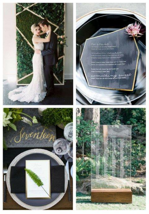 42 chic modern wedding decor ideas