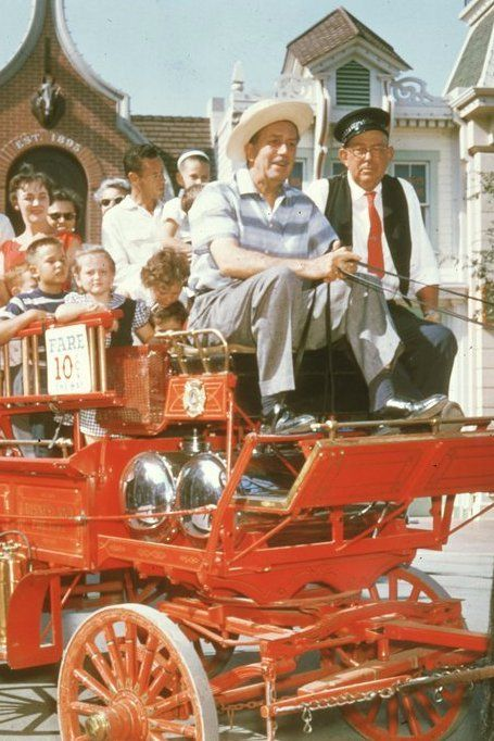 Pin for Later: 11 Fascinating Facts About Walt Disney