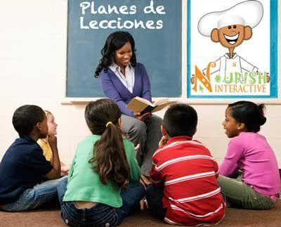 Planes de Lecciones Gratis Para Maestros de Escuela y Organizaciones del Cuidado de la Salud