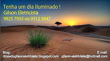 Dicas do Gilson Eletricista: Vídeos Eletrizantes: Entendendo para que serve um ...