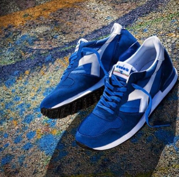 Diadora Camaro Blue  Coming soon! ;)