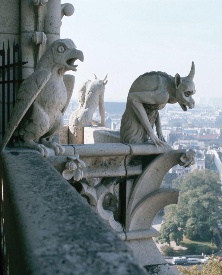 66 best Gargoyles images on Pinterest | Gothic gargoyles ...