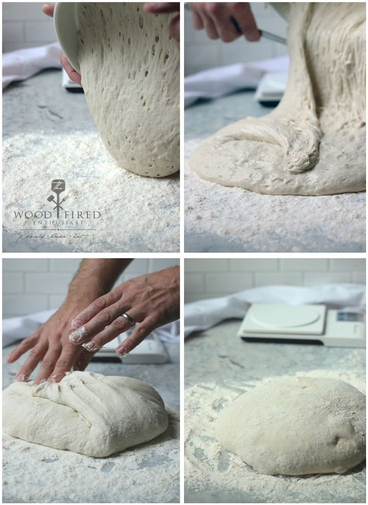 An easy no knead pizza dough recipe from The Wood Fired Enthusiast.  Every night is pizza night!