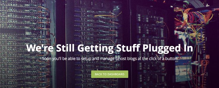 Ghost Blogging Launches | SixEstate