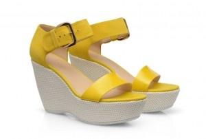 scarpe hogan prezzi ufficiali 2013 zeppe gialle