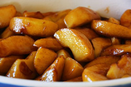 Recette de poêlée de pommes caramélisées rapide et délicieuse