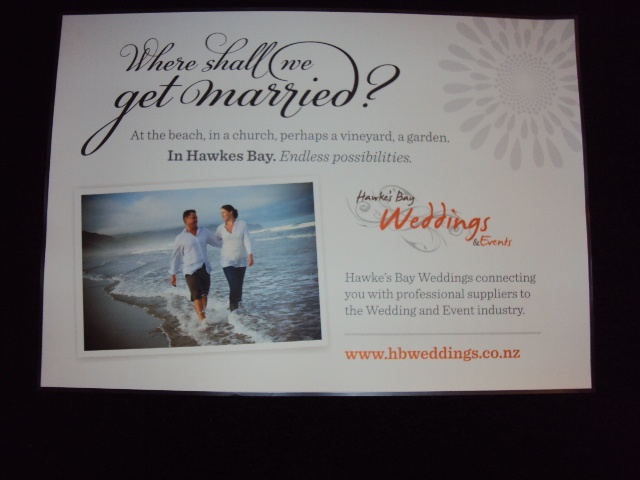 Get married - www.hbweddings.co.nz