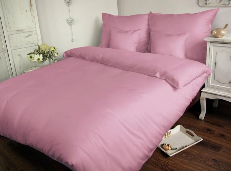 Holey Quilt obliečky Bavlna Deluxe  Ružová 140x200, 70x90cm