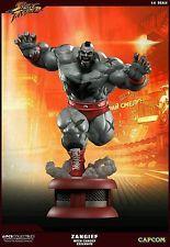 Pop Culture Shock Mecha Zangief statue EX Street Fighter pcs preorder deposit