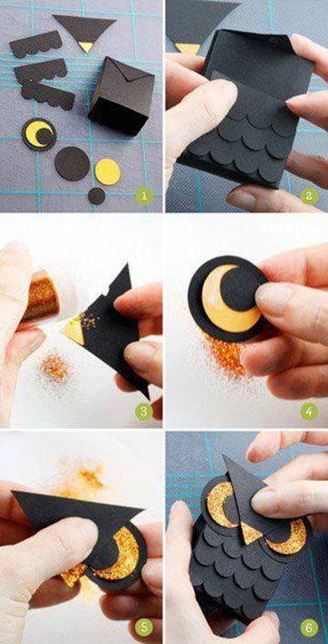 Easy Owl | DIY & Crafts Tutorials