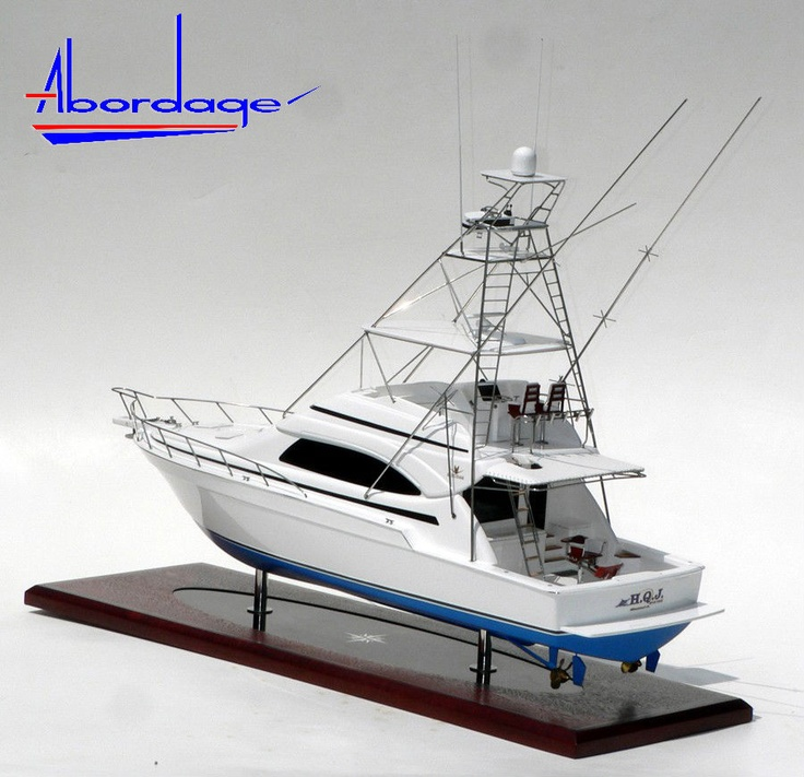 1000 images about custom fishing boat models on pinterest for Custom fishing boats