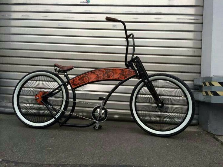 Cool bike!! #taobike