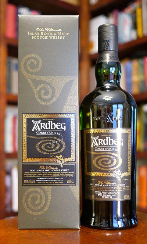 The Ardbeg Corryvreckan Islay Single Malt Scotch Whisky
