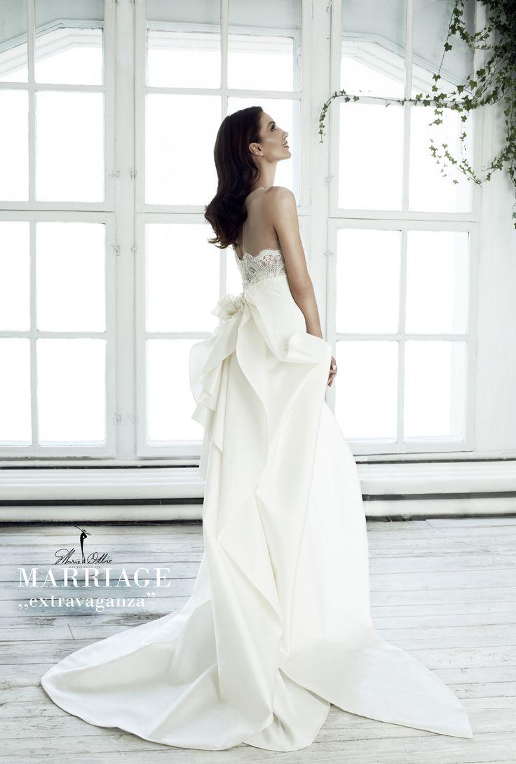 "Marie Ollie, Marriage ,,extravaganza"", wedding dress"