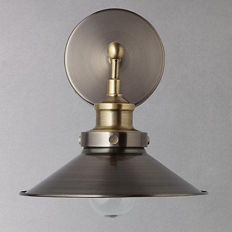 Buy John Lewis Tobias Resto Wall Light Online at johnlewis.com