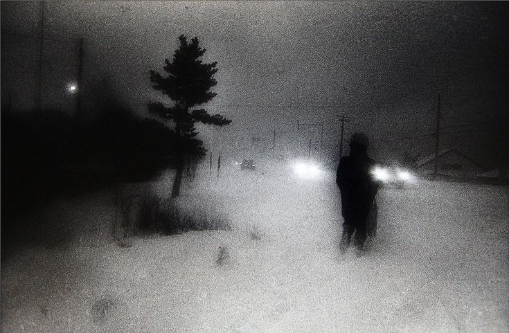 Daido MORIYAMA :: Hokkaido, Japan, 1978