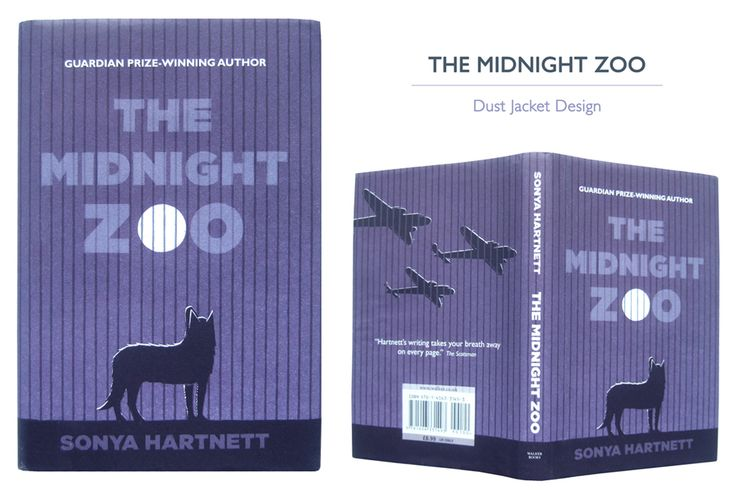 Cool Book Cover Uk ~ The midnight zoo jon mcnaught cool book covers