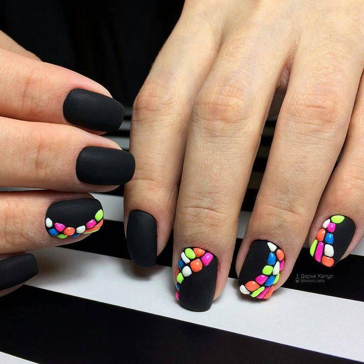 Ярких красок в ленту! 💗 @Regrann from @kapus_nails . . . #маникюр #ногти #дизайнгельлаком #гельлак #шеллак #дизайнногтей #идеиманикюра #красимподкутикулой #идеальныеблики #nailart #nails #instanails #идеяманикюра #manicure #nailsoftheday #красивыеногти #идеальныеногти #крутыеногти #близкоккутикуле #cutenails #идеальныйманикюр #маникюр2017 #ногтидня