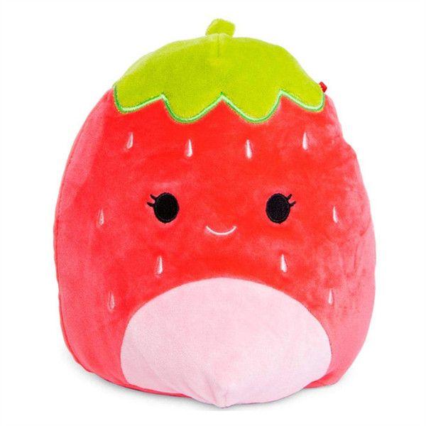Pre Sale Halloween Squishmallows Fruit Strawberry Plush Toy 8 12 16 Inch Cute Stuffed Animals Animal Pillows Cute Plush