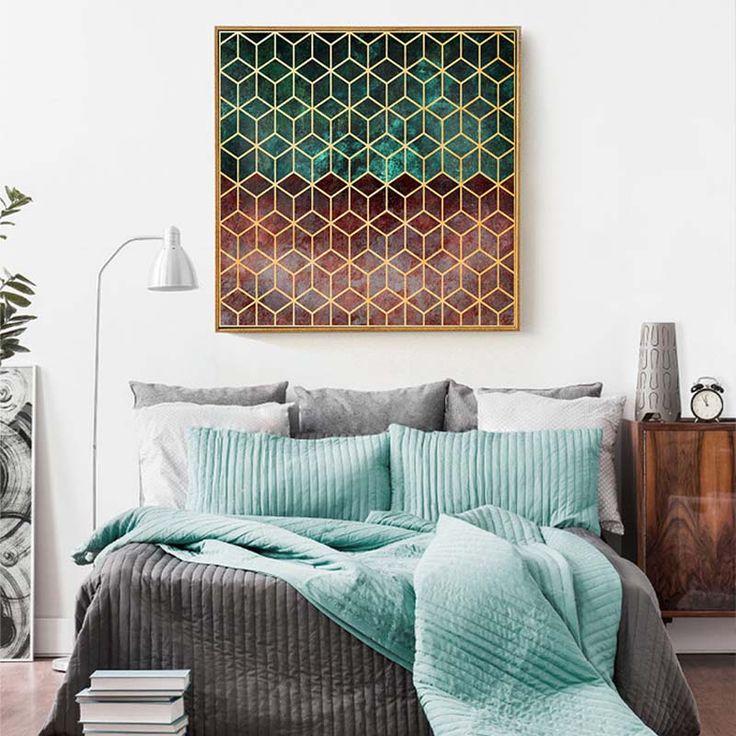 25+ beste ideeën over Decoratieve schilderijen op Pinterest ...