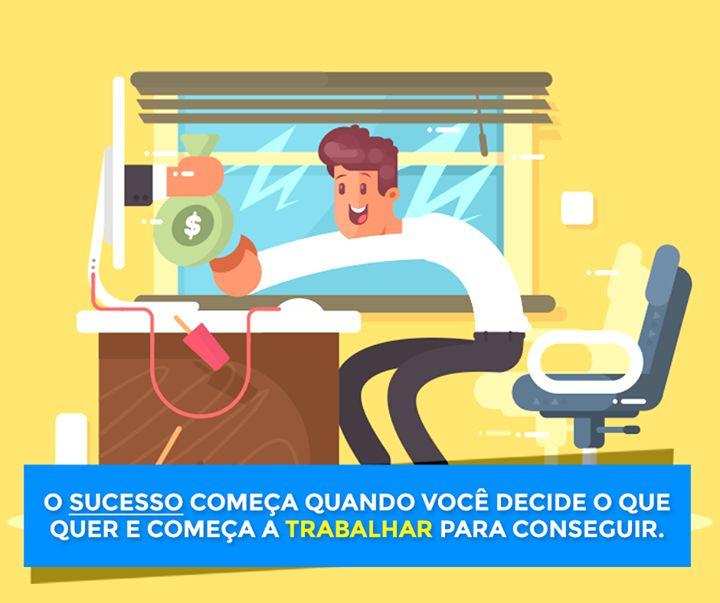 Encontre aquilo que ama e trabalhe duro! Será questão de tempo até o resultado chegar. Ah segredinho: quanto mais amor menos se percebe o tempo passar! | #Marketing #MarketingDigital #RedesSociais #RibeirãoPreto #MarketingDeConteúdo #Inbound Marketing