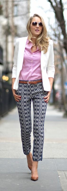 Best 25  Pink dress shirts ideas only on Pinterest | Print pants ...