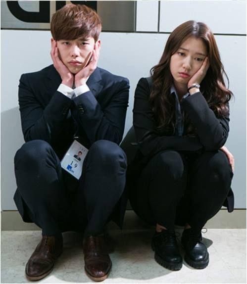 Lee Joon-Suk as Choi Dal-Po / Ki Ha-Myeong and Park Shin-Hye as Choi In-Ha. An A+ show to watch