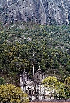 Gerês National Park - Portugal  Monasterio de Peneda