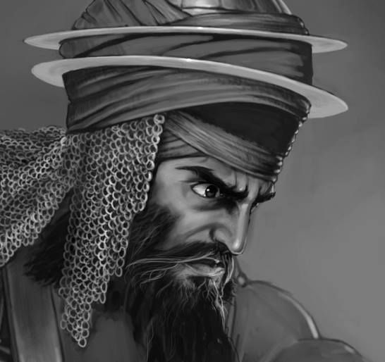 Sikh Warrior Picture AWSOME !!!