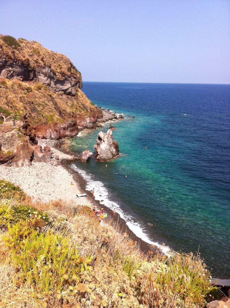 Isola di Salina . Isole Eolie. Provincia di Messina. Sicilia. 2013 foto fdf
