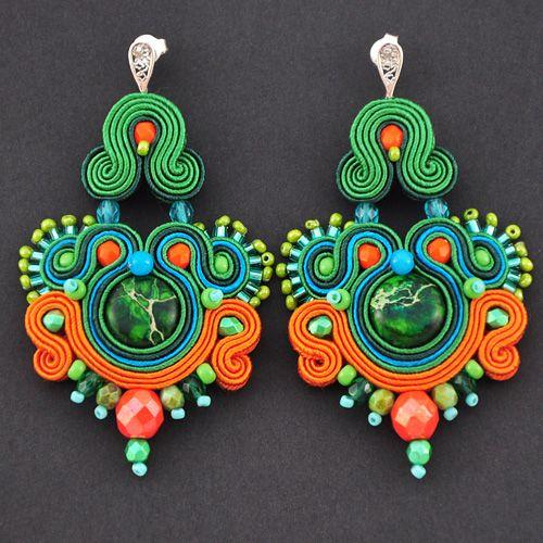 Blog o rękodziele artystycznym, biżuterii sutasz, filcowaniu, malowaniu na jedwabiu. Warsztaty artystyczne, warsztaty biżuterii sutasz.