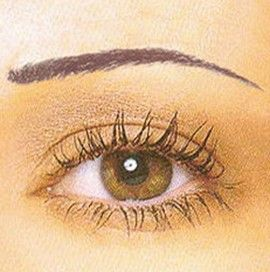 How The Fake Eyebrow Work http://www.abeautyclub.com/how-the-fake-eyebrow-work.html  #How #The #Fake #Eyebrow #Work
