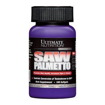 Saw Palmetto 100 softgel Ultimate ™ | Techno Nutrition