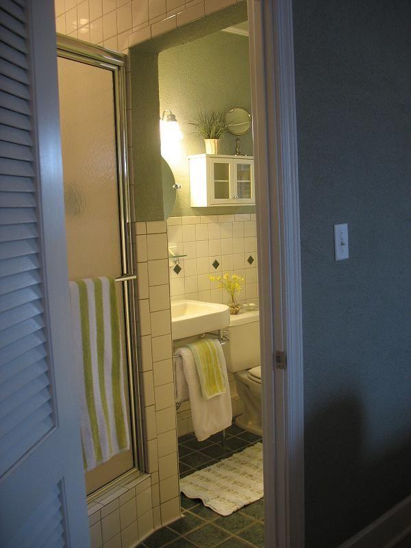Bathroom Decor at The Everyday Home: River House Bath