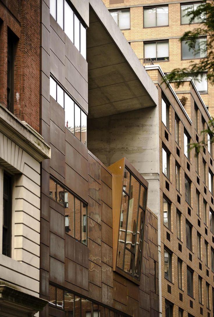 Great urban architecture.