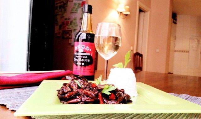 ¿Te gusta la cocina asiática: china, japonesa… http://funcook.com/receta/ternera-al-estilo-oriental/345