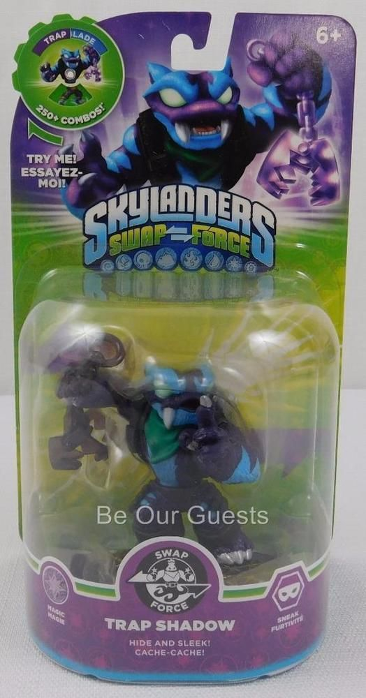 Skylanders Swap Force Trap Shadow Sealed New #Skylanders