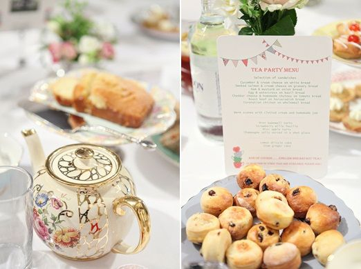 Anna And James Relaxed Country Tea Party Wedding At South Farm