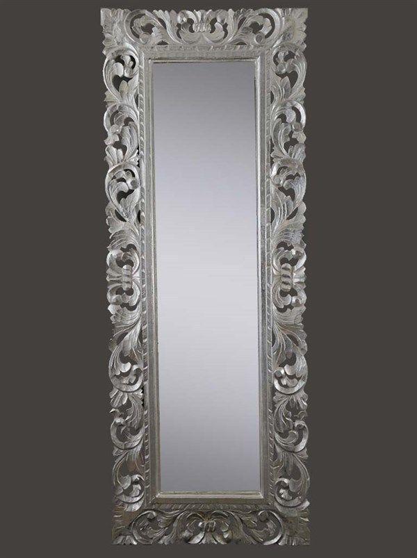 Oltre 25 fantastiche idee su specchi a parete su pinterest for Specchio da parete argento